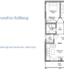 Grundriss Ferienwohnung Rossberg
